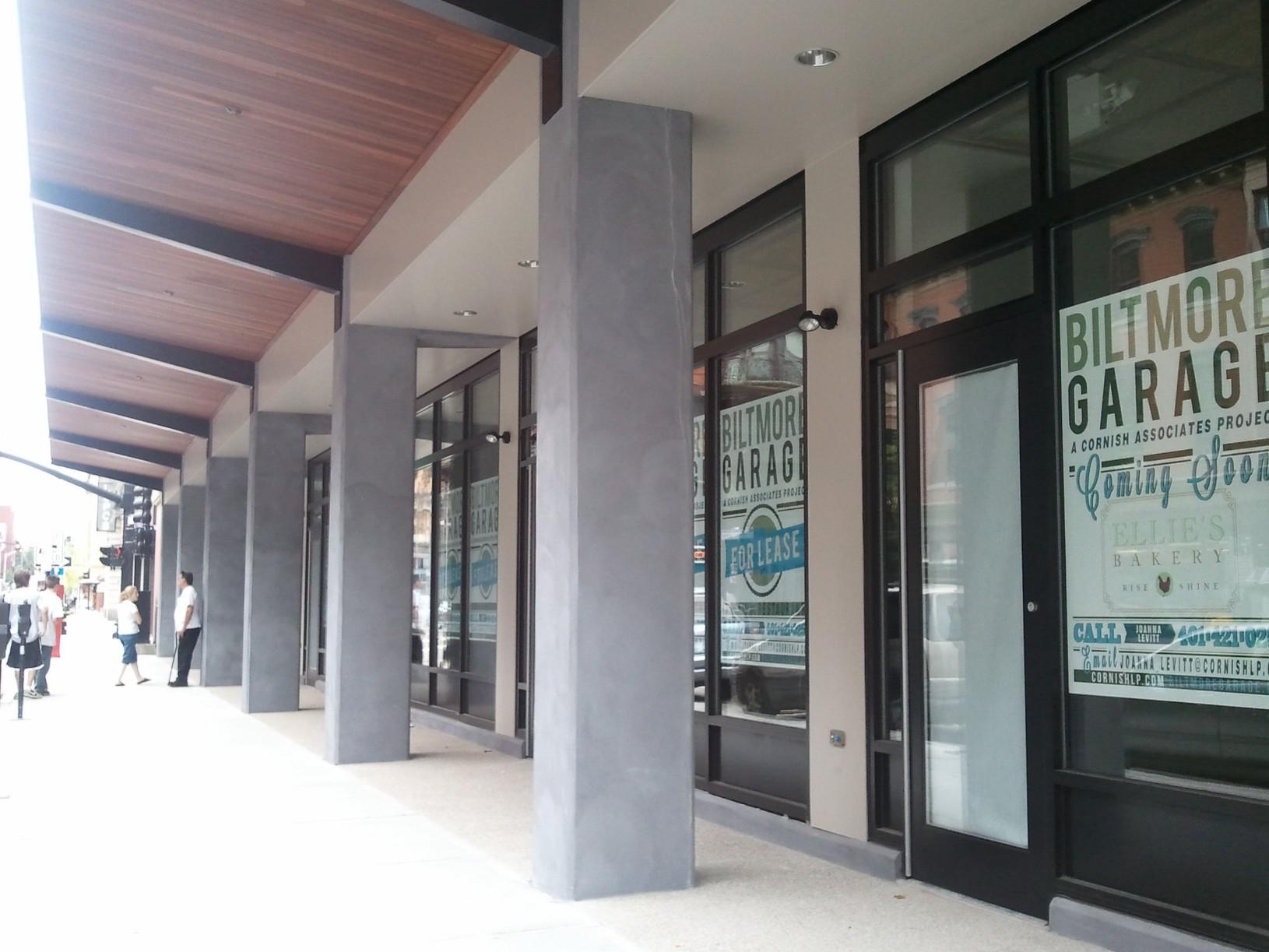 Biltmore garage prepares for 6 new retail units downtown providence biltmore garage prepares for 6 new retail units rubansaba