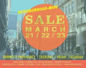 downcity neighborhood sale