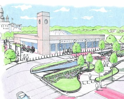 Amtrak station improvements planned