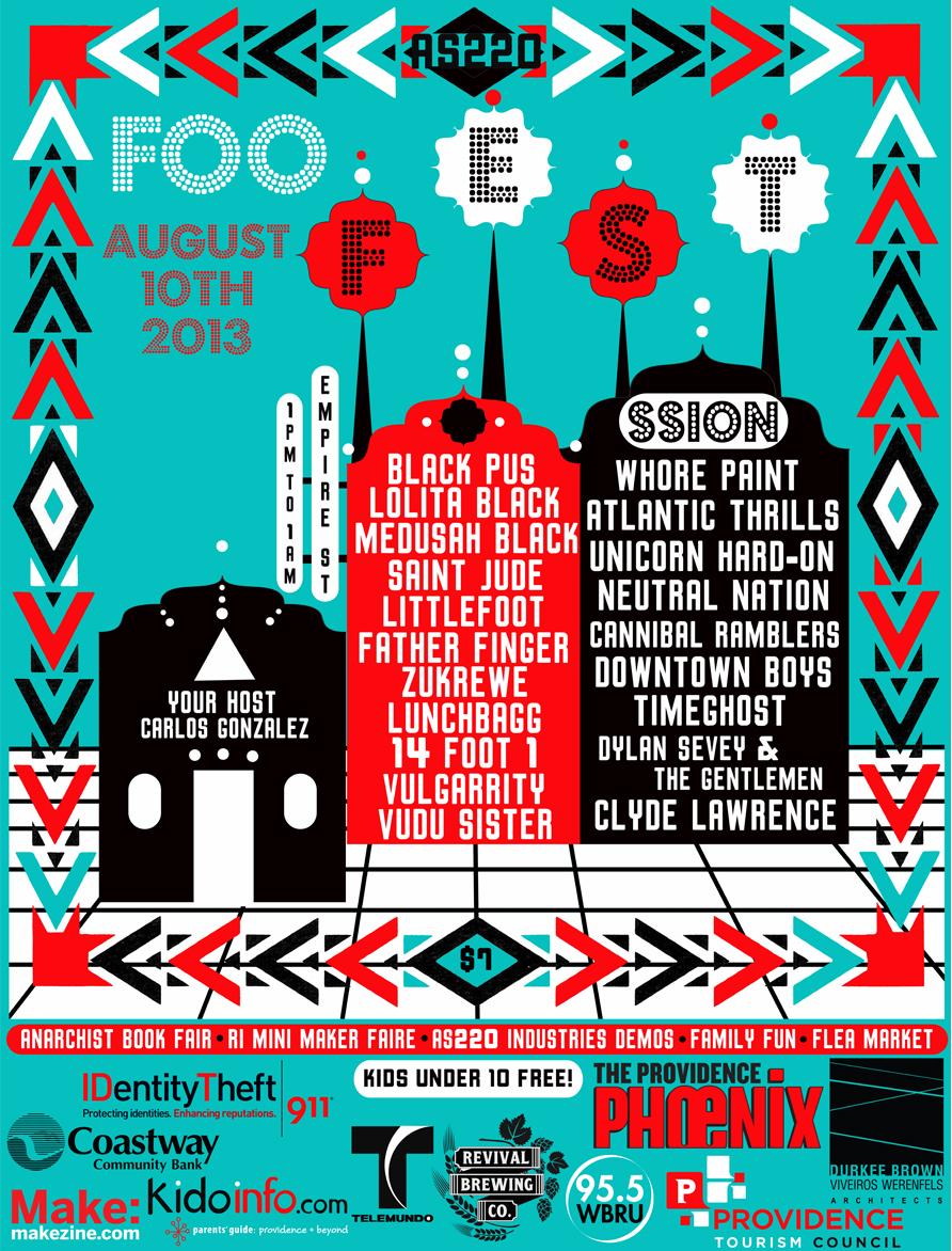 AS220 Foo Fest