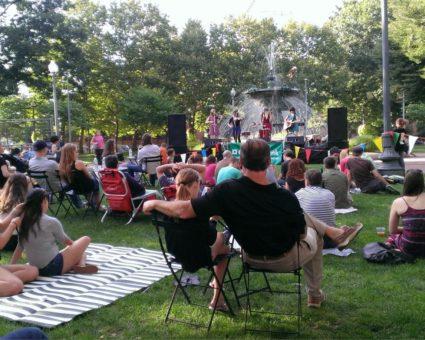 Burnside Park Music Series