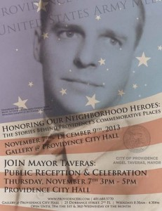 11-7-13 Honoring Our Neighborhood Heroes Invitation