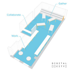 Floor Plan Digital City