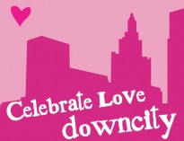 valentines day downcity
