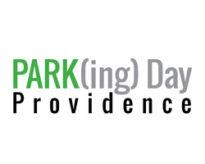 PARK(ing) Day Providence Logo