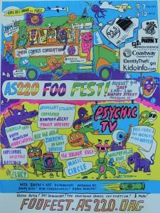 foo fest 2014