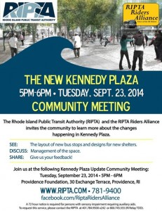 RIPTA meeting invite sept 23 14