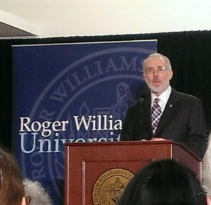 roger williams press conference