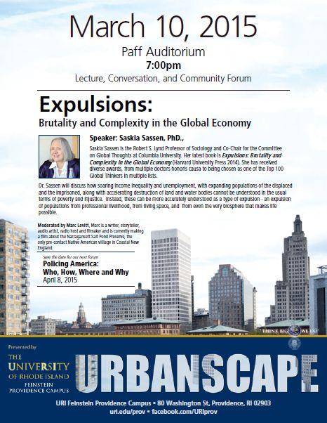 URI urbanscape poster march 2015