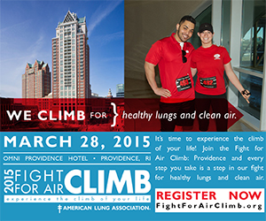 fight for air climb ad