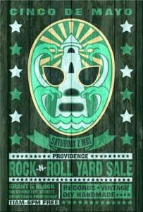 cinco de mayo rock n roll yard sale 2015