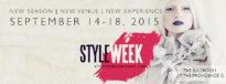 style week sept 2015 banner