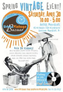 urban vintage bazaar april 2016