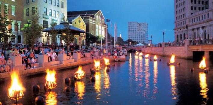 WaterFire season underway